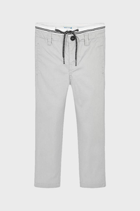 Drawstring Chino Pants