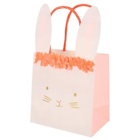 Spring Bunny Party Bags Set of 6