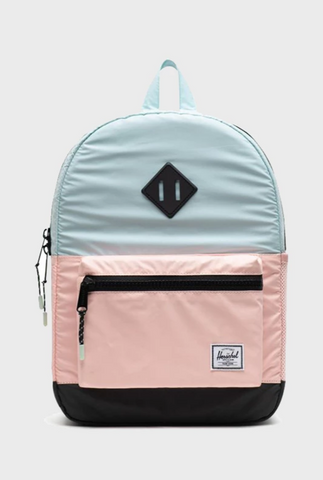 Heritage Backpack - Reflective Glacier/Rose/Black