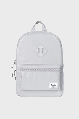 Heritage Backpack - Reflective Silver