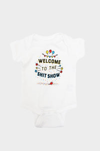 Welcome to the Show Onesie