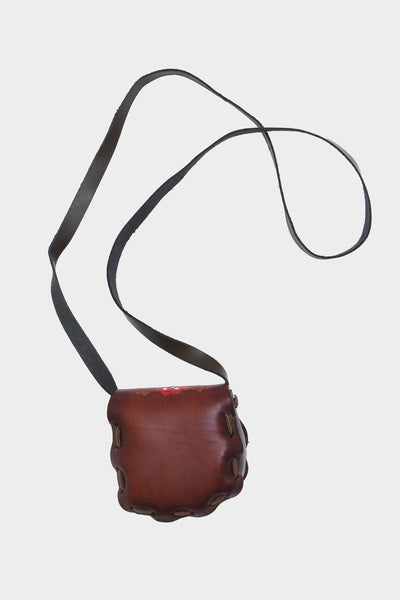 Latigo Leather Purse