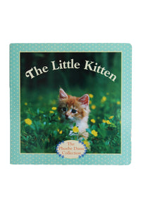 The Little Kitten Board Book