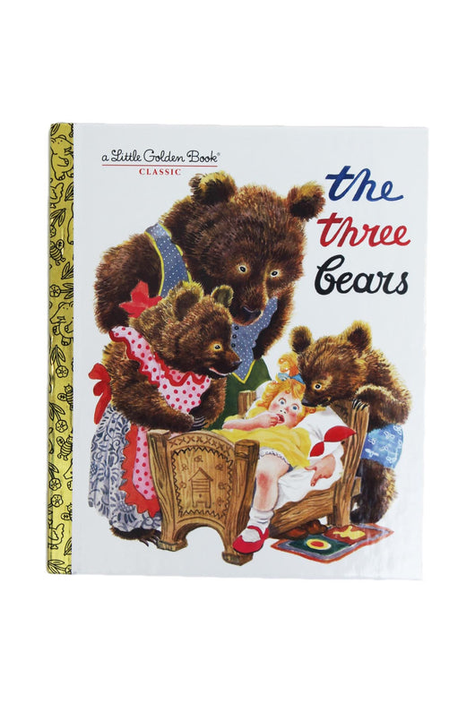 The Three Bears Golden Book