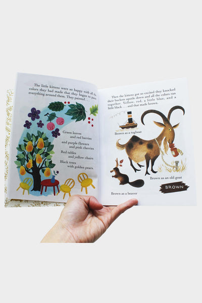 The Color Kittens Golden Book