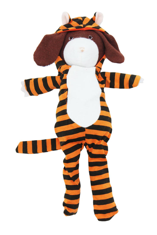 Lucas Rabbit in Tiger Costume