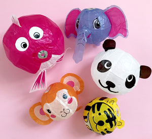 Japanese Paper Balloon Set