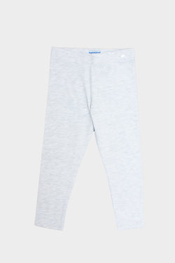 Heather Light Grey Legging