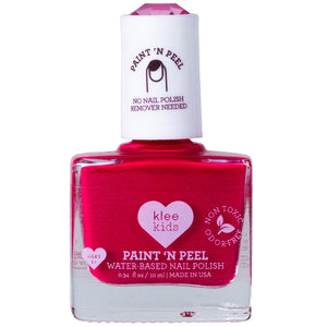 Kids Water-Based Peelable Nail Polish Denver