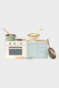 Mini Cooking Set