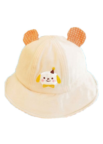 Happy Puppy Bucket Hat 12-24 months