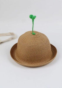 Sprout Straw Hat 18-36 months