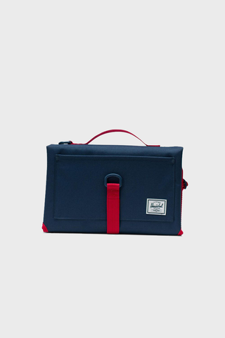 Sprout Change Mat Navy/Red