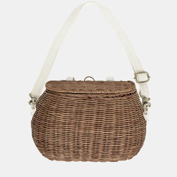 Mamachari Basket Bag Natural