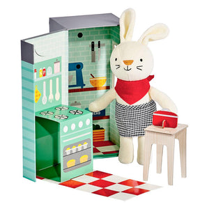 Rubie the Rabbit Kitchen Playset