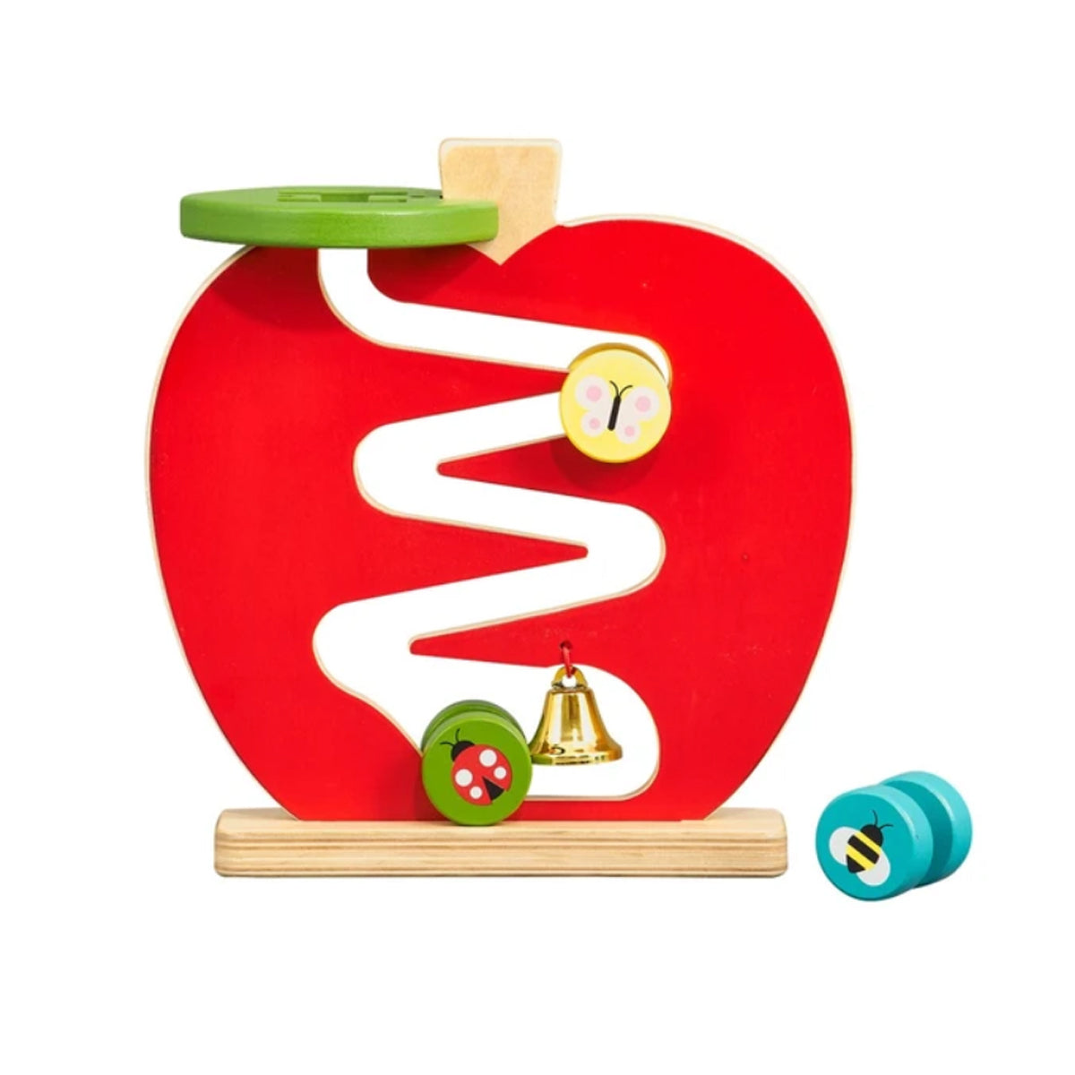 Apple Run Wooden Play Set