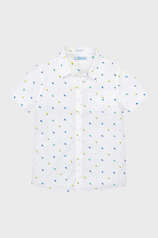 Ping Pong Button Up Shirt