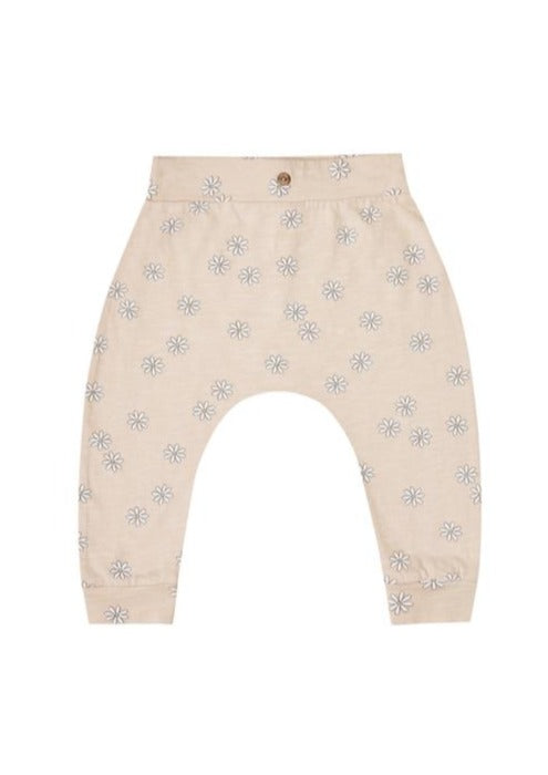 Shell Daisies Slouch Pant