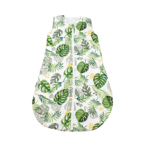 Rainforest Muslin Bedtime Sleeper