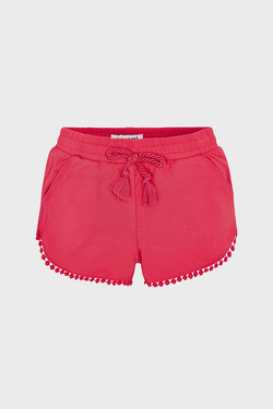 Lace Edge Shorts