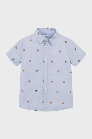 Scooter S/S Button Up
