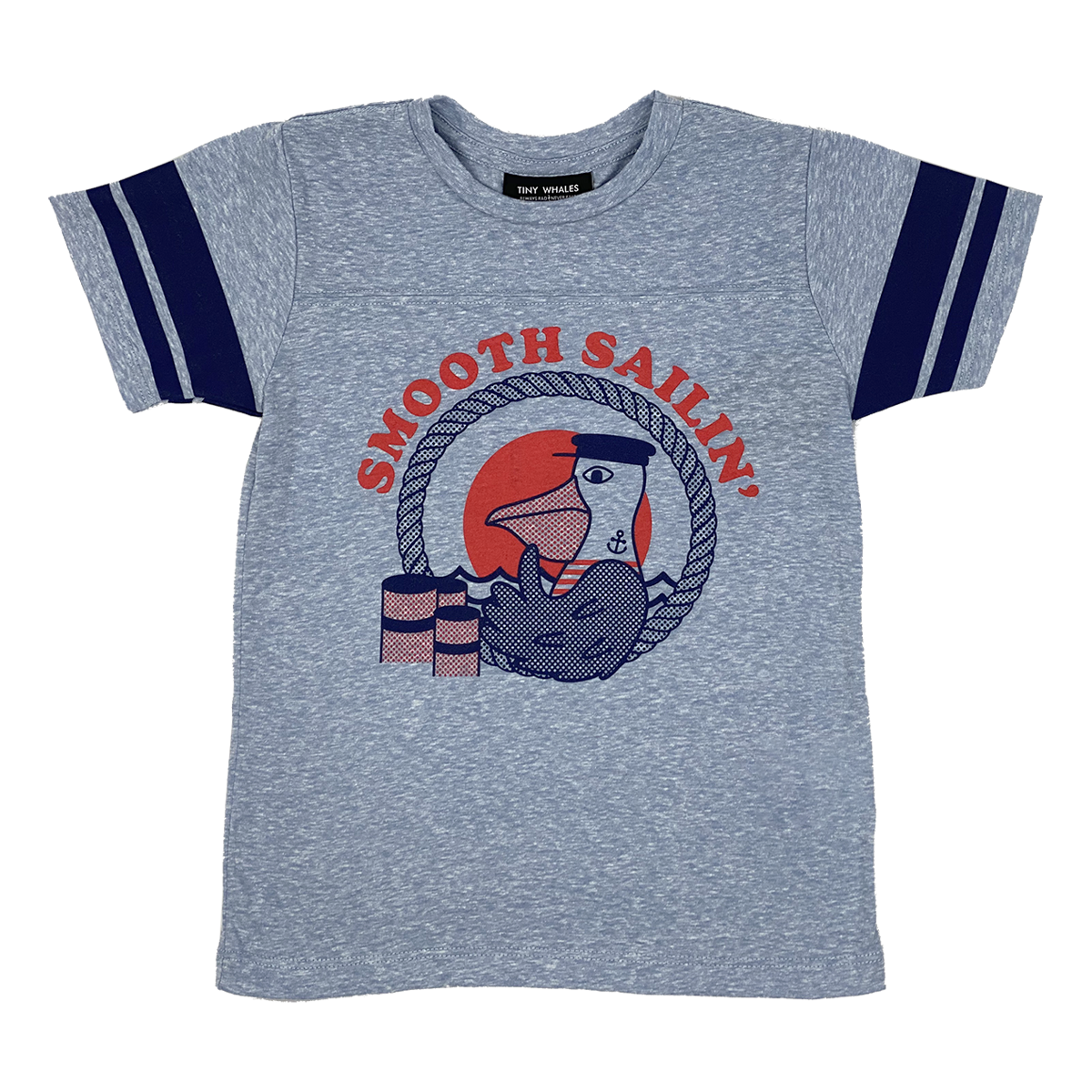 Smooth Sailin' Tee