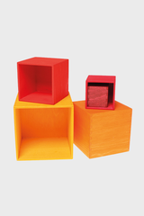 Set of Boxes- Small Yellow