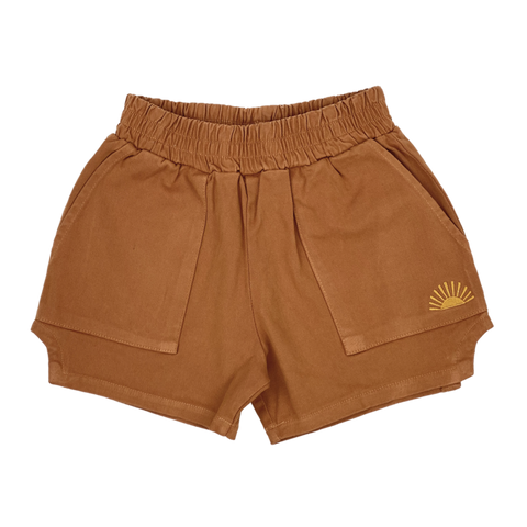 Sidewalk Surfer Dad Shorts