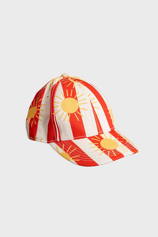 Sun Stripes Cap