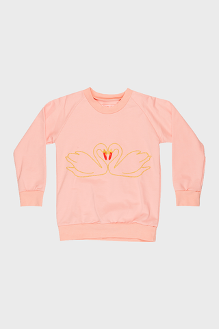 Swan Love Sweatshirt