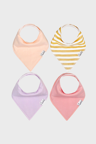Bandana Bib Set - Sweetheart