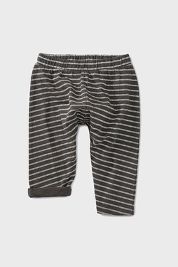 Dashed Stripe Knit Pant