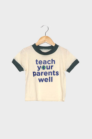 Teach Your Parents Well Tee