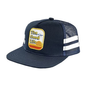The Good Life Trucker Hat one size