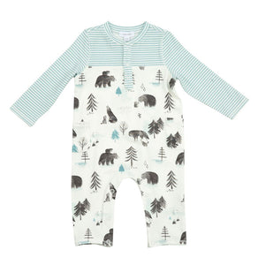 Mama And Cubs Pocket Romper