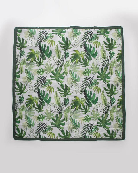 Outdoor Blanket - Tropical Leaf