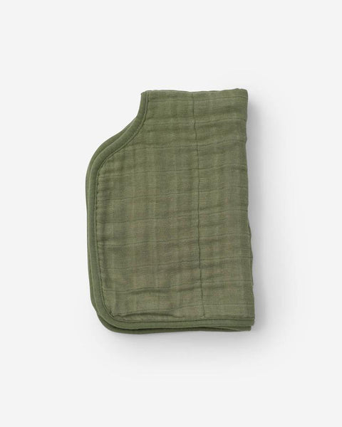 Muslin Burp Cloth - Fern