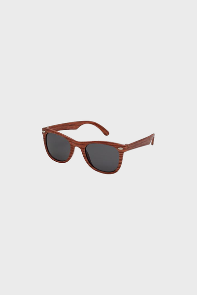 Woodgrain Sunglasses