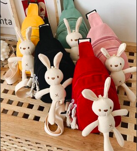Yellow Rabbit Kids Backpack