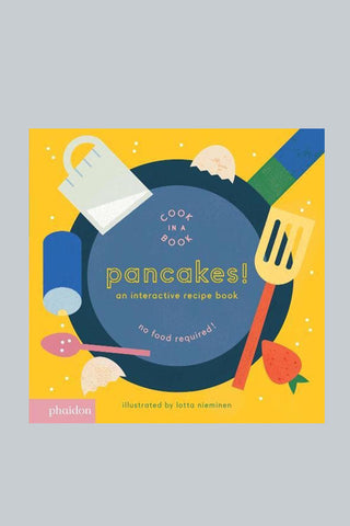Pancakes Cook in a Book