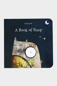 a book of sleep il sung na board book