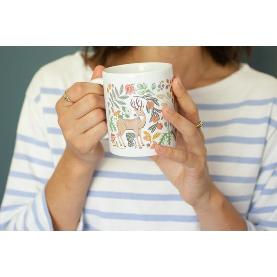 Woodland Mama and Me Cup Set