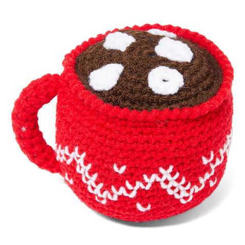 Hot Chocolate Rattle