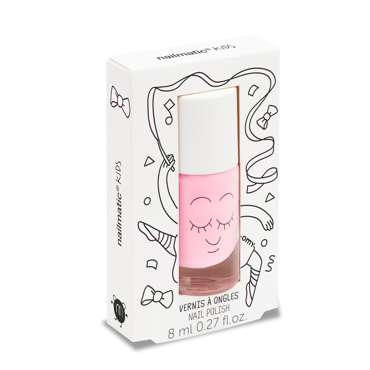 Single Nail Polish Bella Pale Pink
