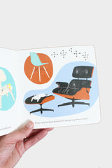 Eames board book