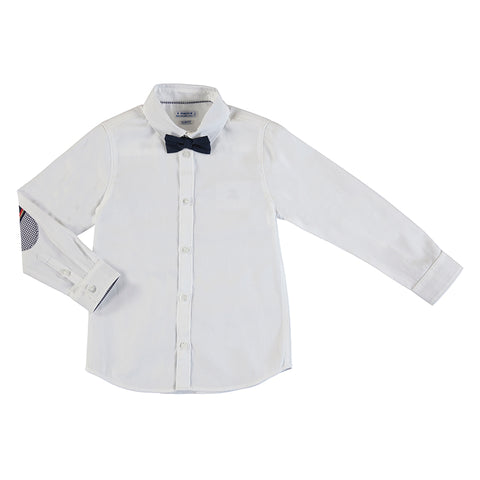 Bow Tie Button Up