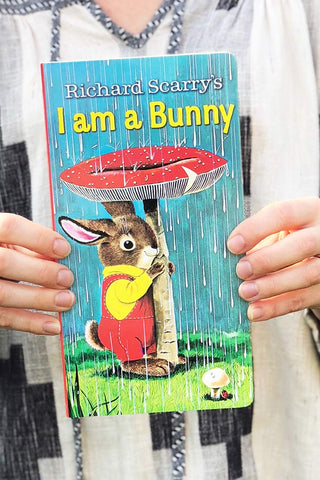 I am a bunny, hardcover classic book