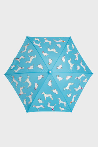 cat dog color changing umbrella
