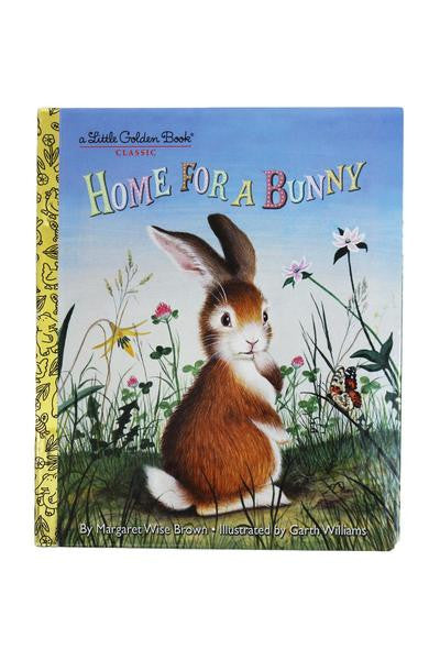A Home for a Bunny Golden Book