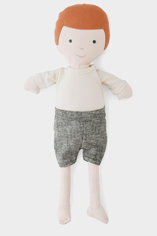 American made Charlie doll from hazel village
